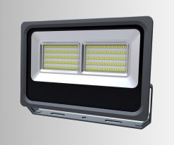 Ava Series Flood Lights - As seen from front