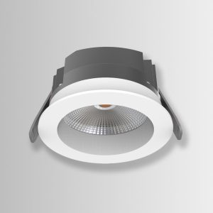 Bevis Round downlight - COB