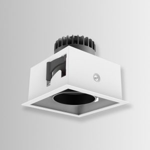 Darian Square Gimble Downlight