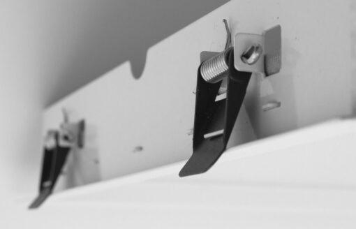 Dorian Square Downlight - Fixing clip