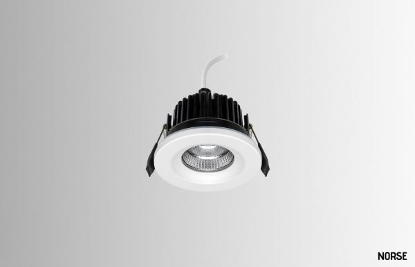 Freja-round-downlight-85mm-IP65-White