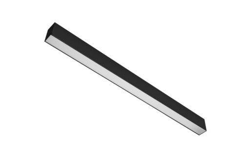 Galvin Linear Light - Black - Length 1185mm