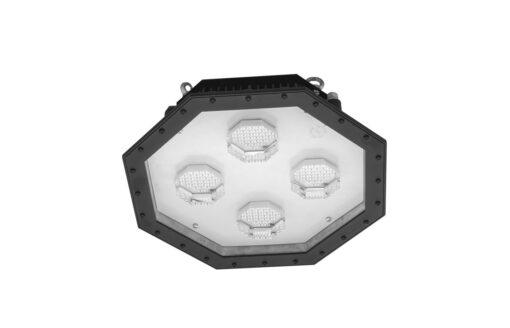 Kane High bay Lights - 300 mm diameter - Clear hardened glass