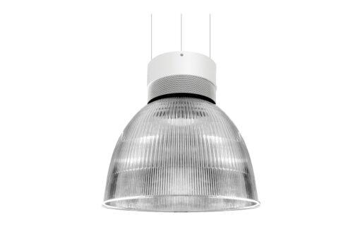 Luna Pendant Lights - White/White