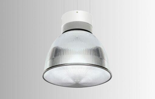 Luna Series Pendant Lights - White - Conical lens