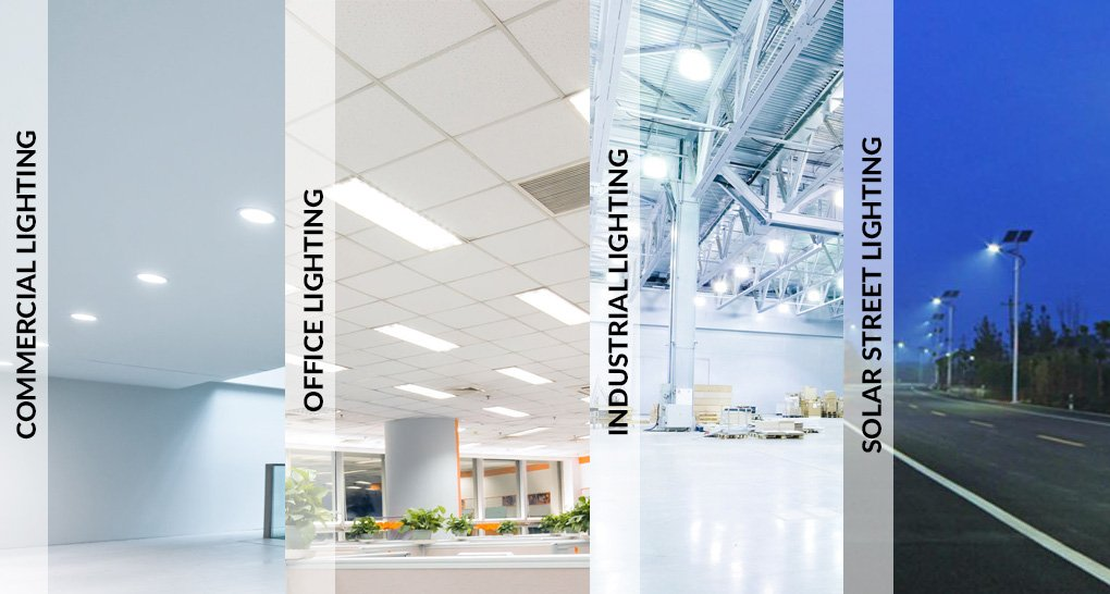 Norse LED Lighting Energy saving Solution