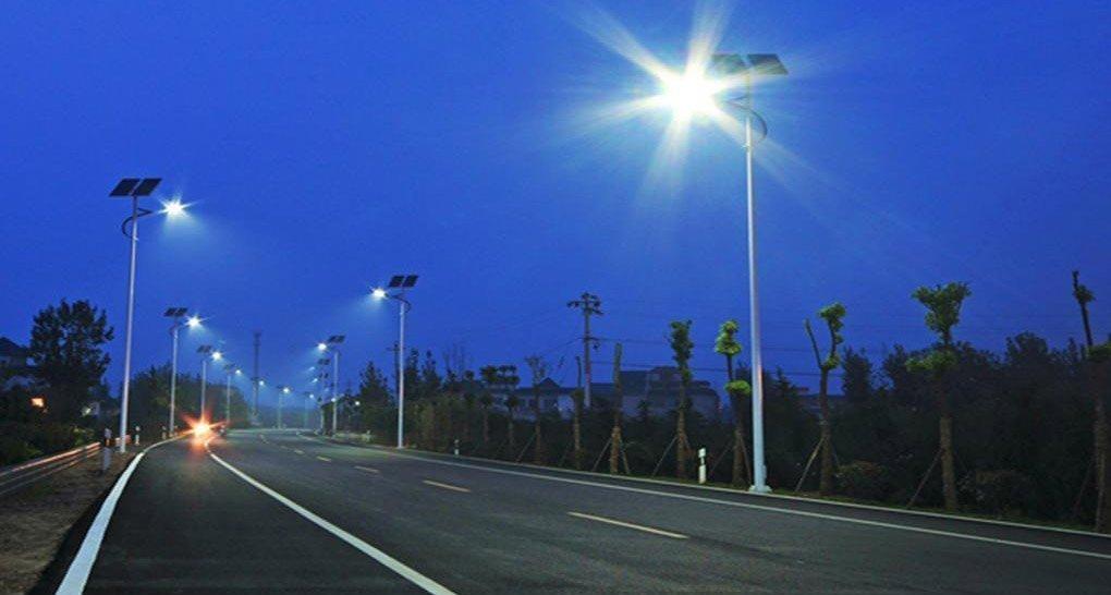 Solar Street Lighting - Norse Lighting