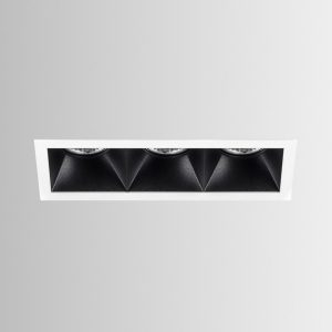 Astrid-Triple-downlight-IP44-Black