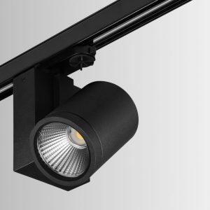 Isik Series Track Light Uk Manufacturer Vertical Gear