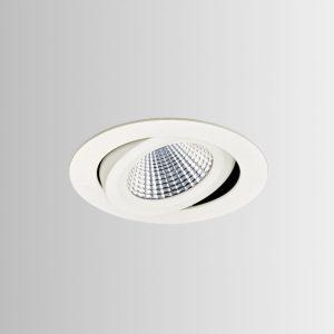 Thea-round-spotlight-dia186mm-White